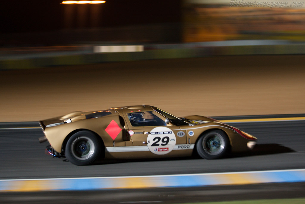 Ford GT40 Mk II (s/n 1016 - 2012 Le Mans Classic) High ...