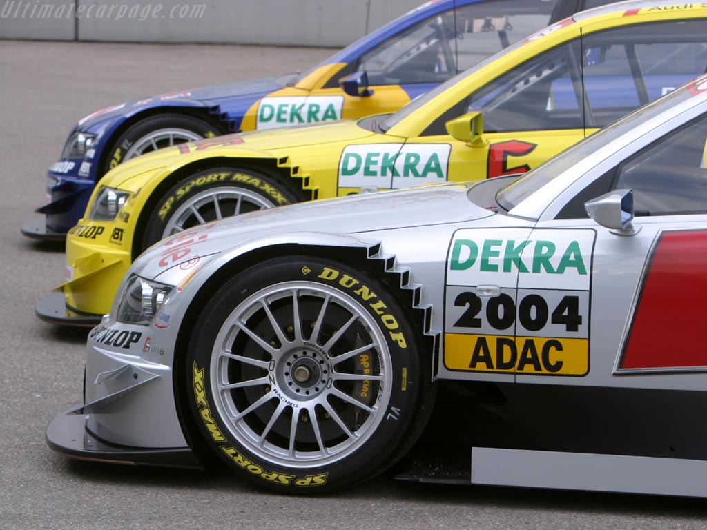 Audi A4 Dtm R9 High Resolution Image 6 Of 12