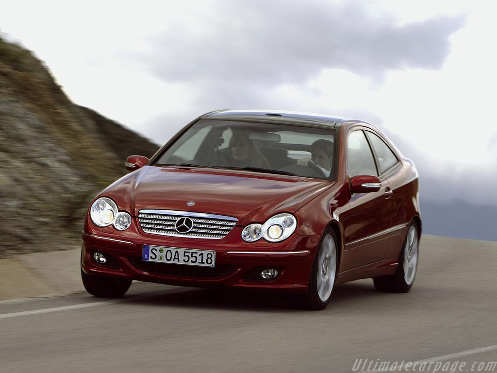 Mercedes benz c 200 cgi sc high resolution image 2 of 6 for Mercedes benz sc