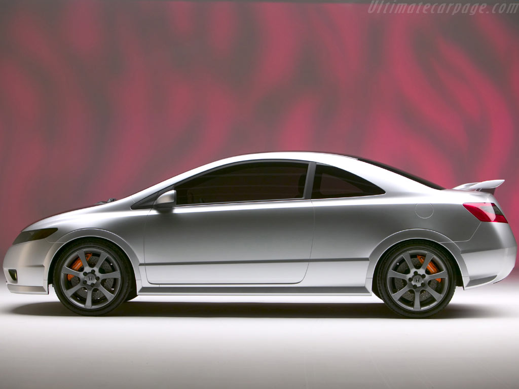 Honda Civic Si Concept High Resolution Image (3 of 6)
