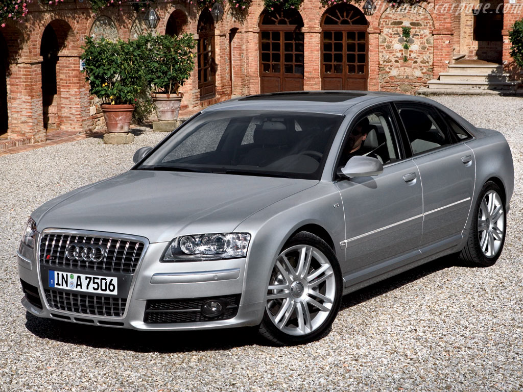 Audi S8 High Resolution Image 2 Of 12
