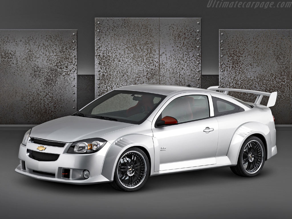 Chevrolet Cobalt SS Coupe Wide Body High Resolution Image 1 of 2