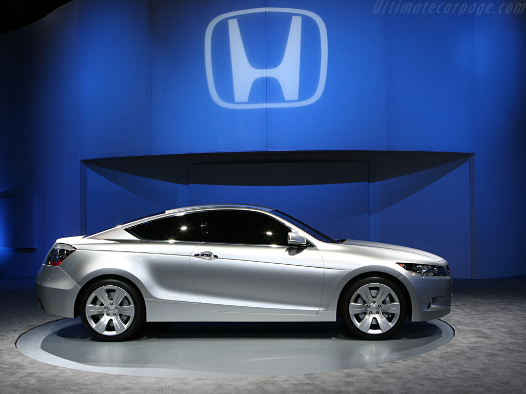Honda Accord Coupe Concept High Resolution Image (3 of 6)