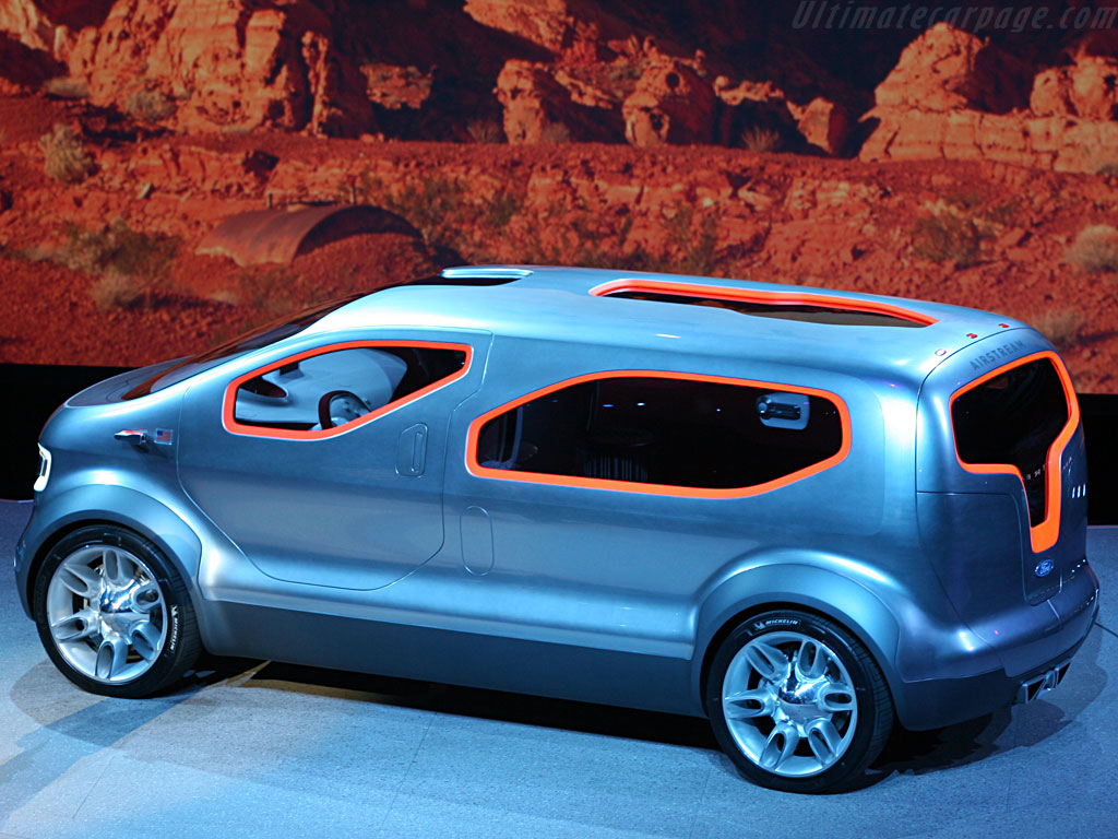 Ford Airstream Concept High Resolution Image (3 of 12)