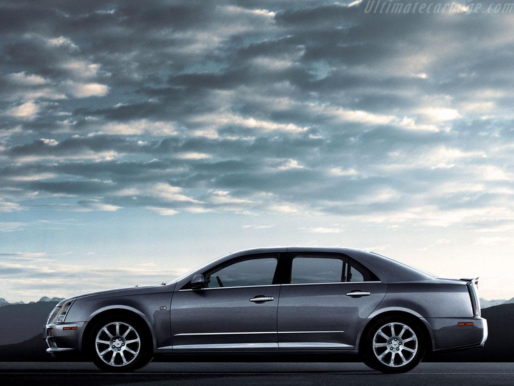 Cadillac Sls High Resolution Image 2 Of 6