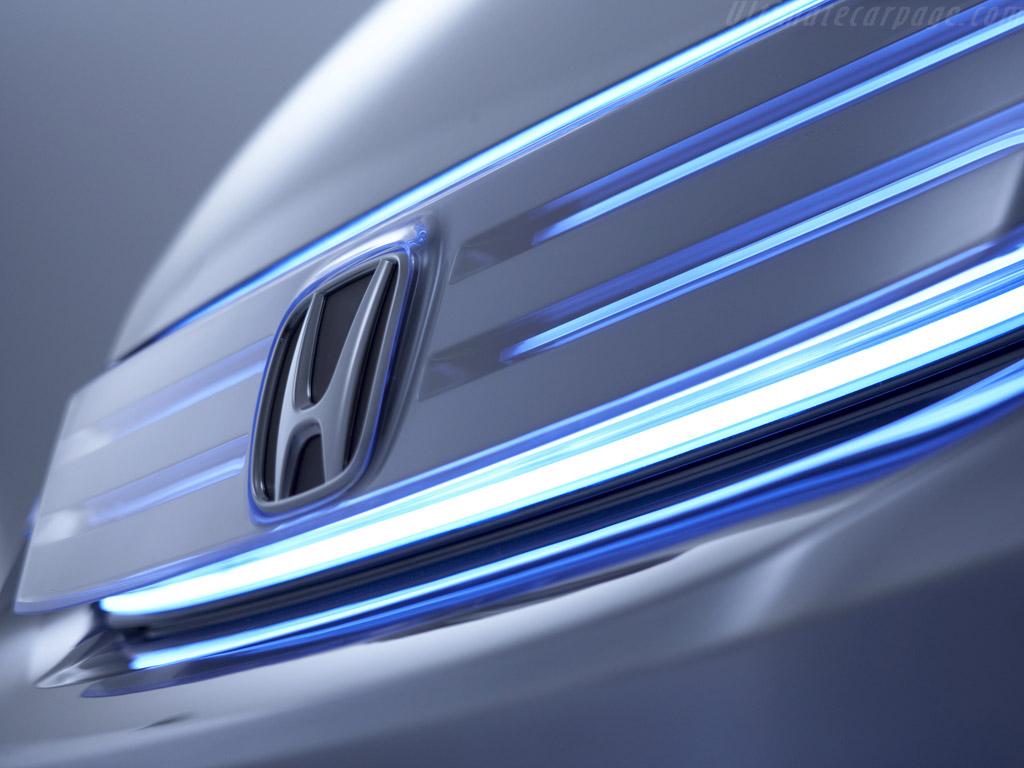 Honda Insight Concept High Resolution Image 11 of 12