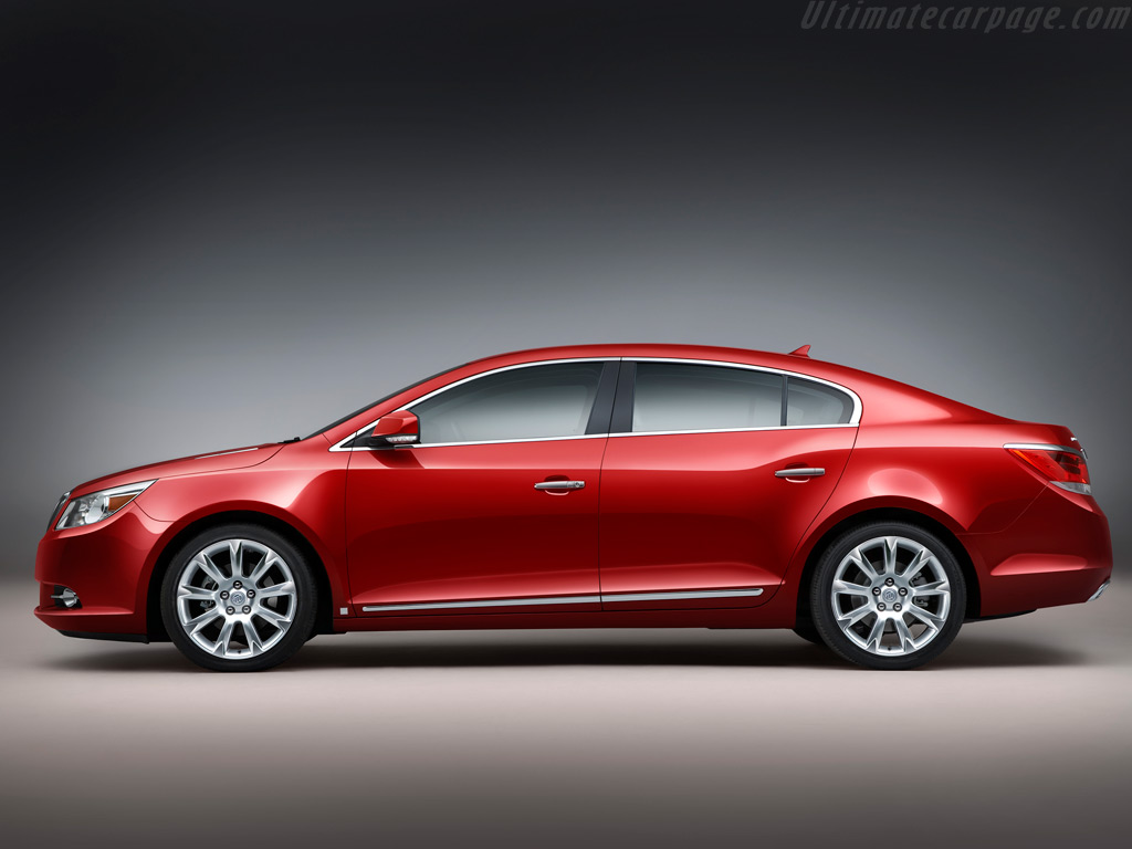 Buick Lacrosse 2017 >> Buick LaCrosse CXS High Resolution Image (3 of 6)