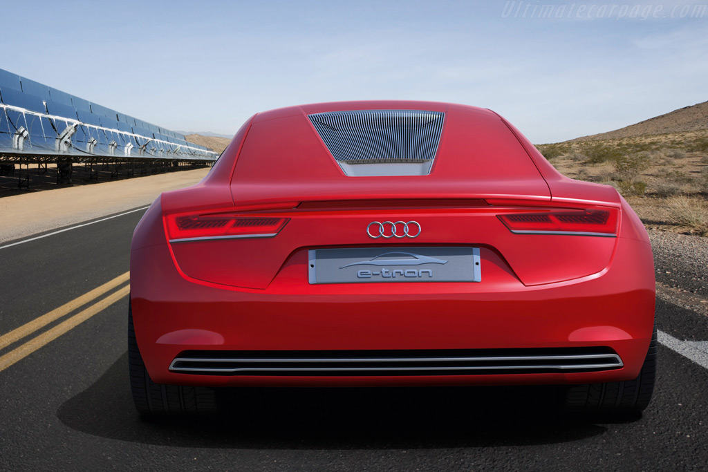 Audi E Tron High Resolution Image 6 Of 12