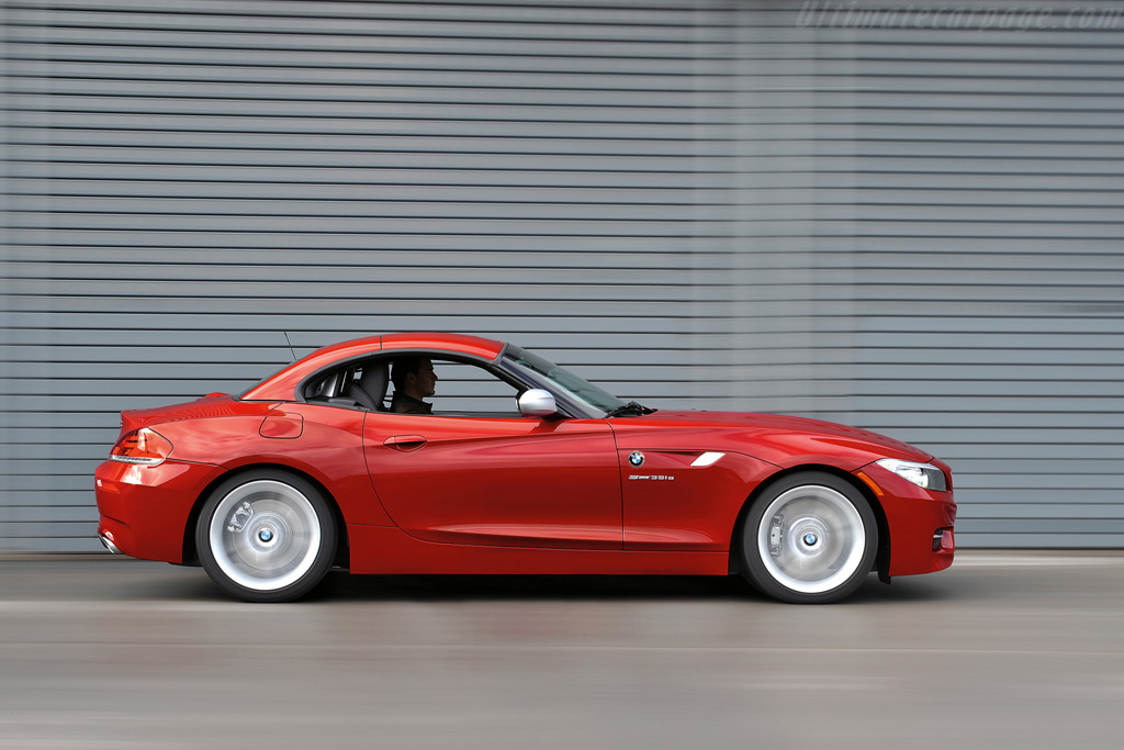 Bmw E89 Z4 Sdrive35is High Resolution Image 4 Of 12