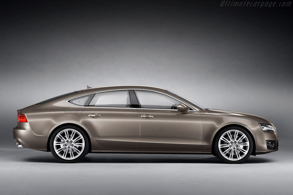 Audi A7 Sportback High Resolution Image 2 Of 6