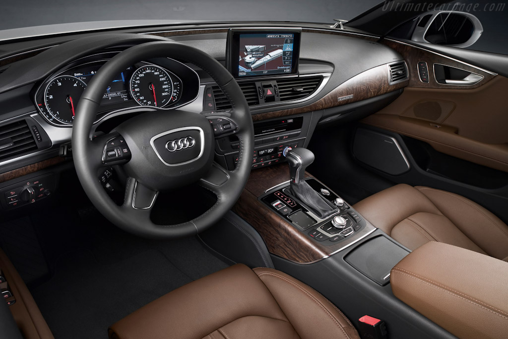 Audi A7 Sportback High Resolution Image (4 of 6)