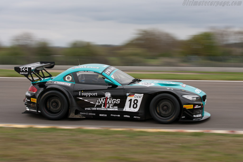 Bmw Z4 Gt3 2012 Coupes De Paques High Resolution