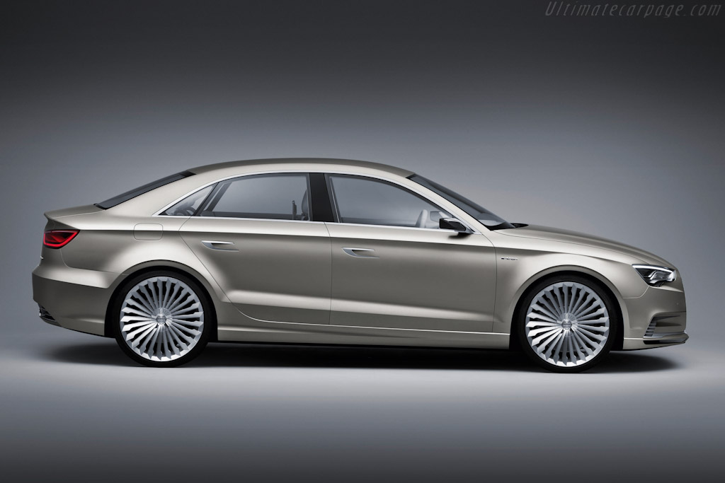 Audi A3 E Tron Concept High Resolution Image 2 Of 6