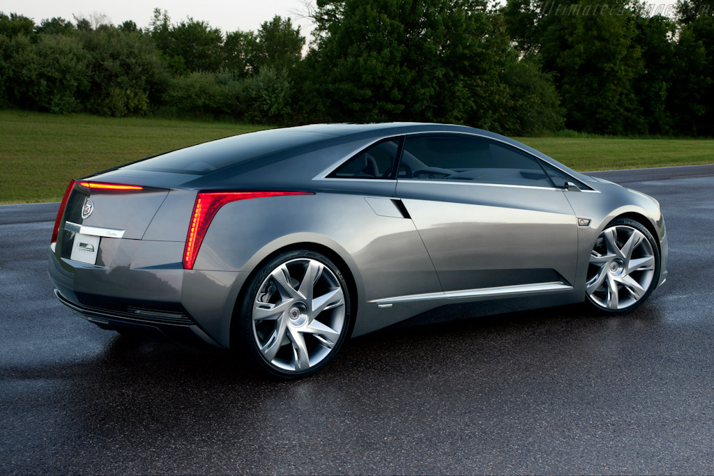 cadillac elr concept high resolution image 3 of 5. Black Bedroom Furniture Sets. Home Design Ideas