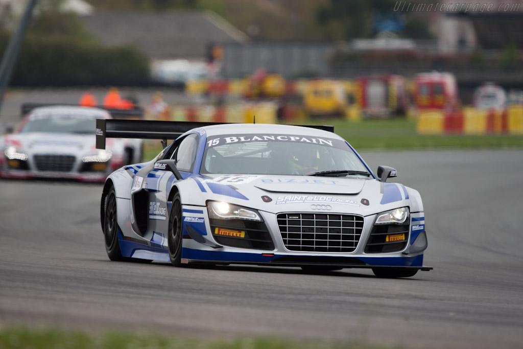 Audi R8 Lms Ultra S N Gt3 12 0410 2012 Coupes De Paques