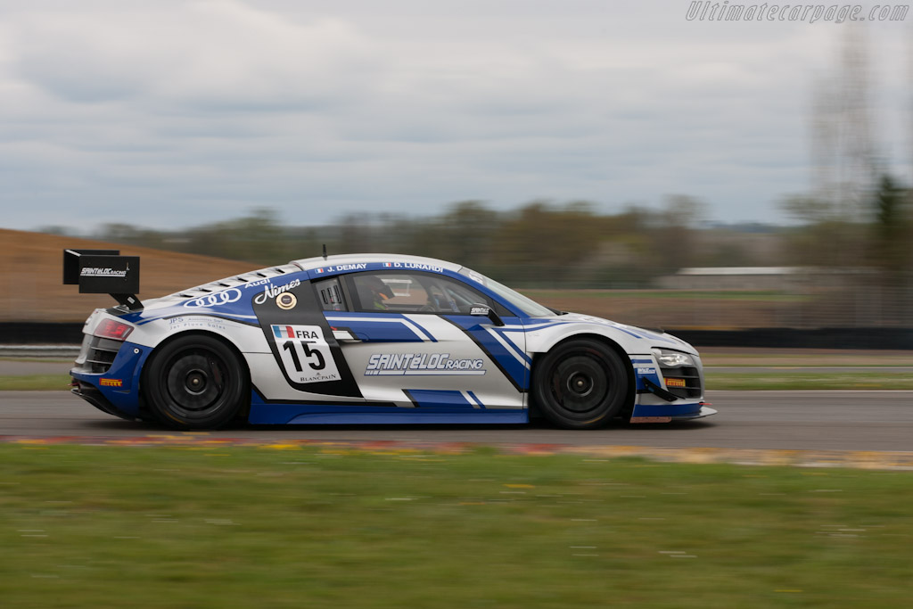 Audi R8 LMS Ultra (s/n GT3 12 0410 - 2012 Coupes de Paques) High Resolution Image (22 of 24)
