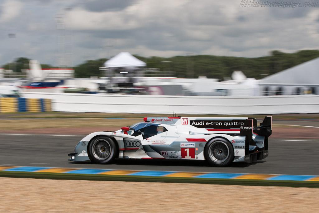 Audi R18 E Tron Quattro 2012 24 Hours Of Le Mans High