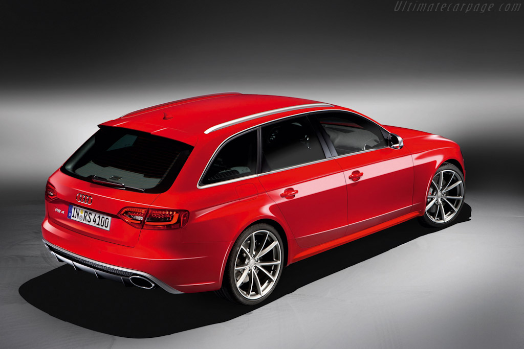 Audi Rs 4 Avant High Resolution Image 6 Of 18