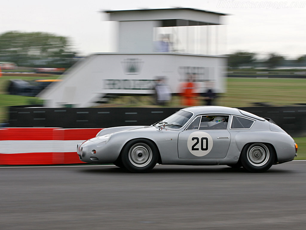 Porsche 356b Abarth Gtl High Resolution Image 5 Of 18