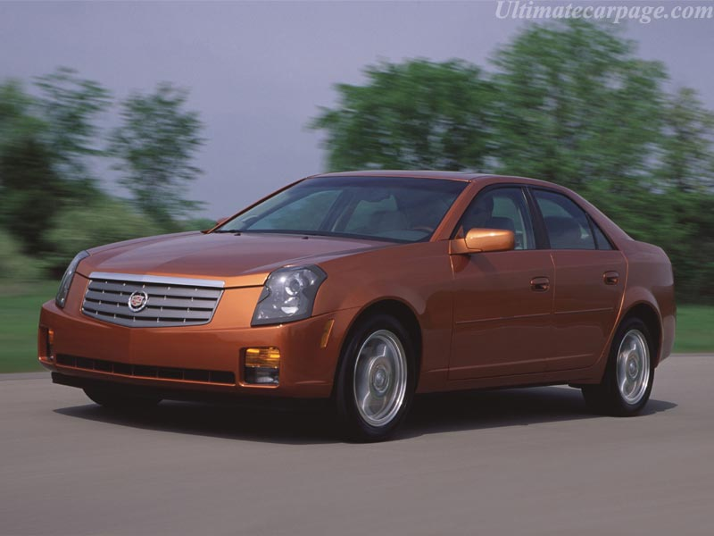 Cadillac cts high resolution image 2 of 6