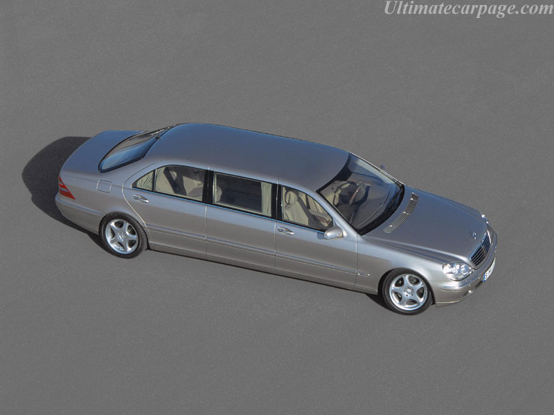 Mercedes benz s 600 pullman amg high resolution image 3 of 5 for Mercedes benz 600 amg